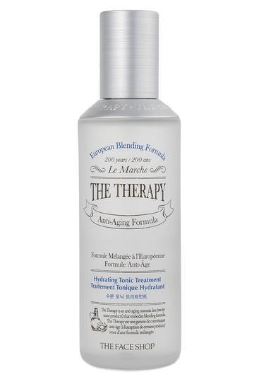 Тонер увлажняющий для восстановления упругости кожи