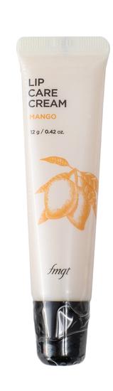 Крем для губ увлажняющий с маслом манго