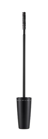 Тушь подкручивающая для ресниц с двойной кисточкой 01 чёрный