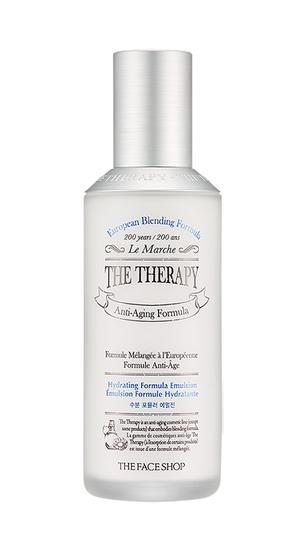 Эмульсия увлажняющая для восстановления упругости кожи