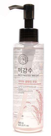 Гидрофильное масло с облегченной текстурой для комбинированной и склонной к жирности кожи