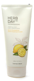Очищающий крем с экстрактами лимона и грейпфрута