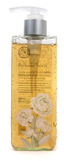 Гель для душа тонизирующий с ароматом пиона