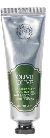 Крем-масло для рук с оливой